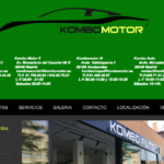 kombo-motor